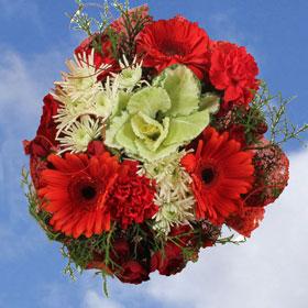 Christmas Bouquets Peaceful 8 Arrangements
