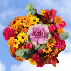 Arrangement Changing Seasons 7 Bouquets