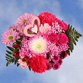 Valentine's Bouquet Sweet Kiss