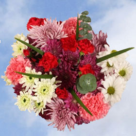 Valentine's Sweet Thoughts Bouquet