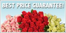 Globalrose Best Price Guarantee