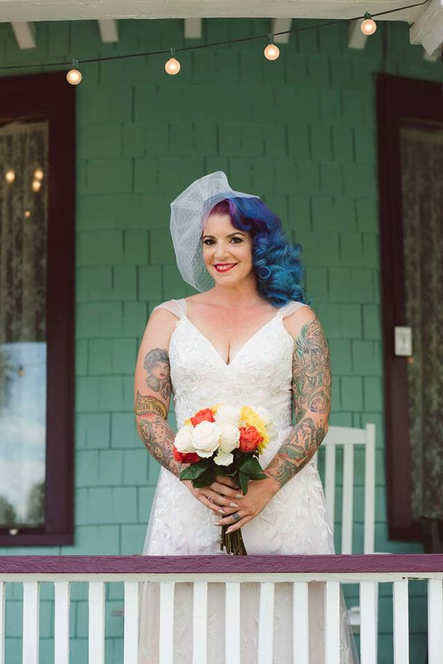 the tried & true about personal wedding flowers