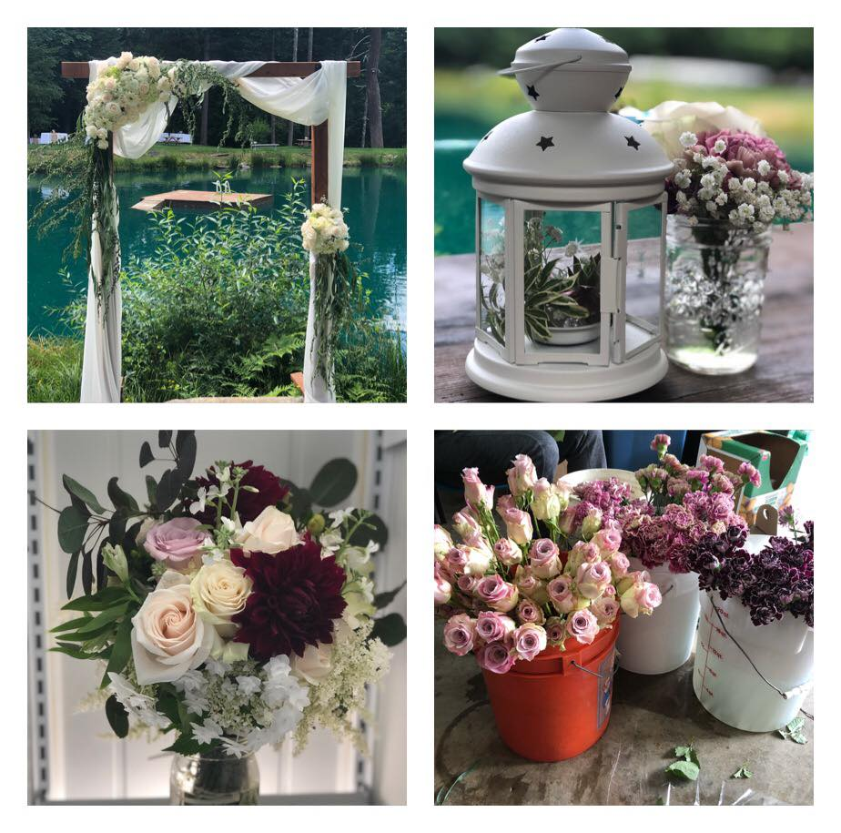 so, what does the flower guy have to say about wedding flowers?